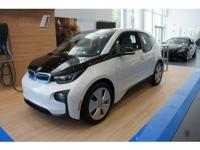 2015 BMW i3 Mega World w/Range Extender  in Capparis