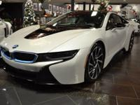 This 2015 BMW i8 2dr Base features a 1.5L 3 CYLINDER