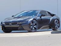 This 2015 BMW i8 has an original MSRP of $139,495.00