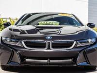 This is the ULTRA-RARE 2015 BMW i8 you have been