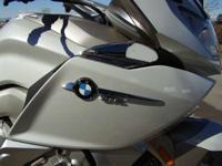 BMW Motorrad presents the K 1600 GTL Exclusive  a