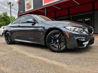 2015 BMW M4 COUPE!!!! CLEAN CARFAX!!!!! 3.0L