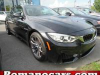 Discerning drivers will appreciate the 2015 BMW M4!