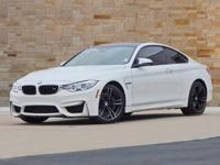 This 2015 BMW M4 has an original MSRP of $79,425 and