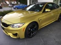2015 BMW M4 7-Speed M-Double Clutch   Extremely sharp!