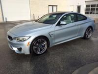Your chance to have the all new 2015 Bmw M4 coupe! I