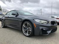 Super rare high option 2015 BMW M4 with the 6 speed