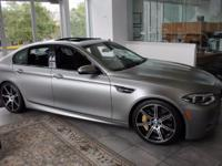 30th ANNIVERSARY EDITION M5. Local Owner, One of 300