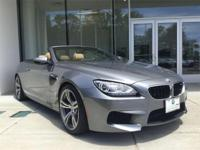 What a machine! $131,250 new MSRP! 2015 BMW M6