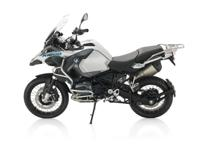 Everywhere. the R 1200 GS Adventure. A device for those