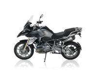 The brand-new R 1200 GS now provides the impression of