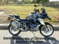 2015 BMW R 1200 GS www.bmwmcofokc.com the BMW R 1200 GS