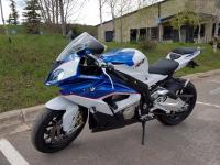 BMW S1000RR 2015 (4200 MILES) Cruise Control,  heated