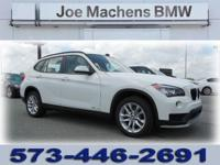 This 2015 BMW X1 4dr xDrive28i AWD SUV includes a 2.0 L