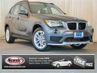 Step into the 2015 BMW X1 xDrive28i! This is a