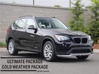 What you need to know: This 2015 BMW X1 xDrive28i is
