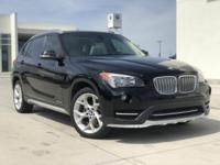 ULTIMATE PACKAGE!! Beautiful 2015 BMW X1. This vehicle
