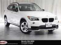 This Certified Pre-Owned 2015 BMW X1 sDrive28i is a One