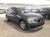 We are excited to offer this 2015 BMW X1. Your buying
