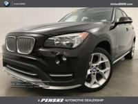 CARFAX 1-Owner, BMW Certified, ONLY 29,378 Miles!