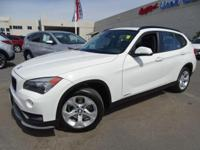 Options:  2015 Bmw X1 Sdrive28i|White|Gasoline! Turbo!