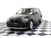 CERTIFIED 2015 BMW X1 xDRIVE28i AWD SUV with GPS