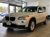 As a Certified Pre-Owned vehicle, this BMW X1 xDrive28i