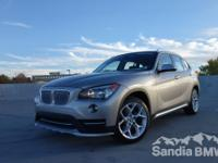 Sandia BMW MINI is offering this  2015 BMW X1