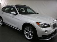 2015 BMW X1 White AWD   Contact BMW Gallery today to