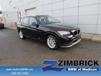 Options:  2015 Bmw X1 Awd 4Dr Xdrive28i|4 Cylinder