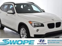 Recent Arrival! Clean CARFAX. This 2015 BMW X1