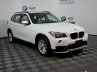 BMW Certified, CARFAX 1-Owner, ONLY 9,579 Miles! EPA 32