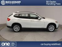 BMW Certified, ***Just Traded In***, CARFAX 1-Owner.