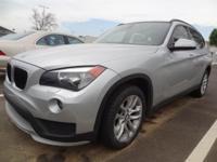CARFAX 1-Owner, BMW Certified. EPA 32 MPG Hwy/22 MPG