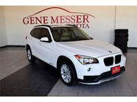 We are excited to offer this 2015 BMW X1. How to