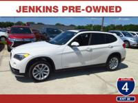 Carfax One Owner - Carfax Guarantee, This 2015 BMW X1