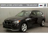 2015 BMW X1 xDrive35i Sparkling Brown Metallic 3.0L I6
