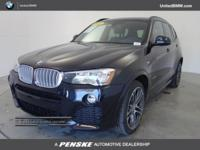 CARFAX 1-Owner, BMW Certified, LOW MILES - 24,999! JUST