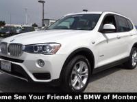BMW Certified, GREAT MILES 22,240! $900 below Kelley