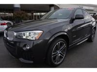 CARFAX 1-Owner, BMW Certified. EPA 27 MPG Hwy/19 MPG