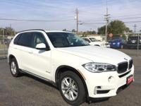 Take command of the road in the 2015 BMW X5!