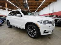 This 2015 BMW X5 4dr xDrive35d features a 3.0L I6 DOHC