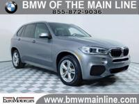 BMW Certified, CARFAX 1-Owner, GREAT MILES 37,596! FUEL