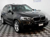 This 2015 BMW X5 xDrive35d is proudly offered by BMW of