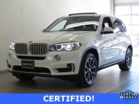 2015 BMW X5 xDrive35i! CERTIFIED! ONE OWNER! Xline! NEW