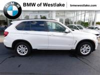 One owner, clean CarFax, X5 xDrive35i equipped with 3rd