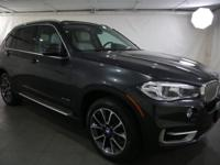New Price! 2015 BMW X5 Dark Graphite Metallic AWD