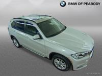 CARFAX 1-Owner, BMW Certified, ONLY 32,015 Miles! NAV,