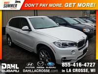 2015 BMW X5 xDrive35i Sport Activity CARFAX One-Owner.