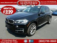 This Incredible Black (Jet Black) 2015 BMW X5 xDrive